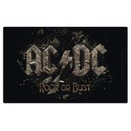 AC/DC - Planche à découper Rock Or Bust