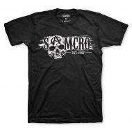 Sons of Anarchy - T-Shirt Samcro Skull