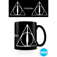 Harry Potter - Mug effet thermique The Deathly Hallows