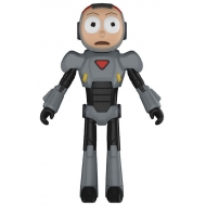 Rick & Morty - Figurine Morty (Purge Suit) 13 cm