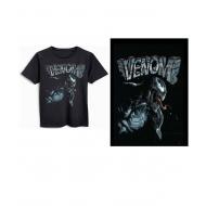 Marvel - T-Shirt Venom Body