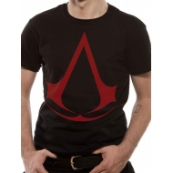 Assasin's Creed - T-Shirt Logo Red