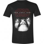 Star Wars Episode VIII - T-Shirt Porgs