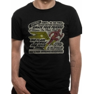 DC Originals - T-Shirt Flash Wings