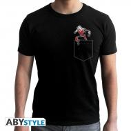 Marvel - Tshirt Ant-Man Poche homme black