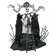 L'étrange Noel de monsieur Jack - Figurine Jack Skellington 18 cm