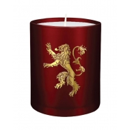 Game of Thrones - Bougie verre House Lannister 8 x 9 cm