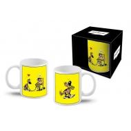 Lucky Luke - Mug Dalton & Rantanplan