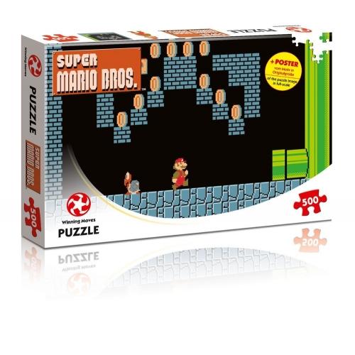 Nintendo - Puzzle Underground Adventures