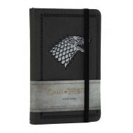 Game of Thrones - Mini carnet de notes House Stark