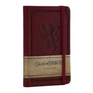 Game of Thrones - Mini Carnet de notes House Lannister