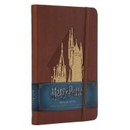 Harry Potter - Carnet de notes Hogwarts New Design