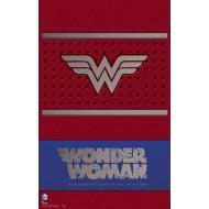 DC Comics - Carnet de notes Wonder Woman