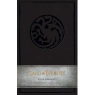 Game of Thrones - Carnet de notes House Targaryen