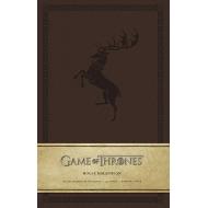 Game of Thrones - Carnet de notes House Baratheon