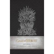 Game of Thrones - Carnet de notes Iron Throne