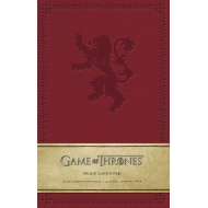 Game of Thrones - Carnet de notes House Lannister