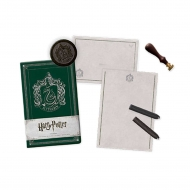 Harry Potter - Set de papeterie Deluxe Slytherin