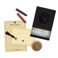 Game of Thrones - Set de papeterie Deluxe House Targaryen