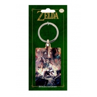The Legend of Zelda Twilight Princess - Porte-clés métal 6 cm