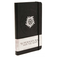 Supernatural - Carnet de notes Logo Supernatural