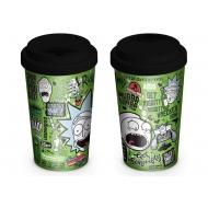 Rick et Morty - Mug de voyage Quotes