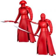 Star Wars Episode VIII - Pack 2 statuettes PVC ARTFX+ Elite Praetorian Guards 19 cm