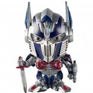 Transformers Le Dernier Chevalier - Figurine Super Deformed Optimus Prime 10 cm