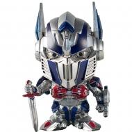 Transformers Le Dernier Chevalier - Figurine Super Deformed Optimus Prime 10 cm
