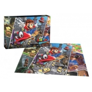 Super Mario Odyssey - Puzzle Snapshots