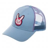 Overwatch - Casquette baseball trucker Bunny