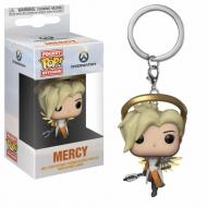 Overwatch - Porte-clés Pocket POP! Mercy 4 cm