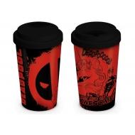 Deadpool - Mug de voyage Unicorn