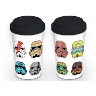 Star Wars - Mug de voyage Custom Stormtroopers