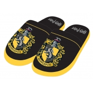 Harry Potter - Chaussons Hufflepuff (L)