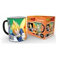 Dragon Ball Z - Mug effet thermique Saiyans