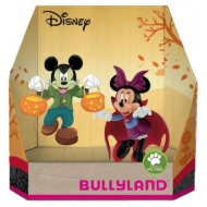 Disney - Pack 2 figurines Mickey Halloween