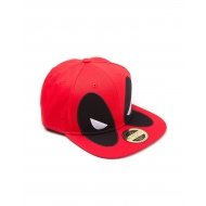 Deadpool - Casquette hip hop Big Face