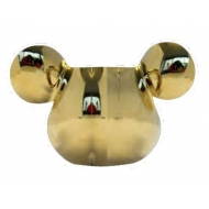 Mickey Mouse - Coquetier Deluxe 3D Or