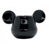 Mickey Mouse - Coquetier 3D Noir