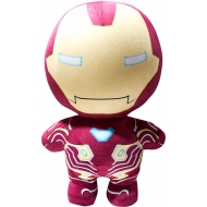 Marvel Inflate-A-Heroes - Peluche gonflable Iron Man 76 cm