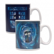 Doctor Who - Mug effet thermique Time Lord