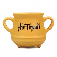 Harry Potter - Mug 3D Cauldron Hufflepuff