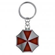 Resident Evil - Porte-clés métal Umbrella Corp 7 cm