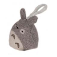 Mon voisin Totoro - Porte-clés peluche Totoro gris 8 cm