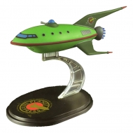 Futurama - Réplique Mini Masters Q-Fig Planet Express Ship LC Exclusive 12 cm