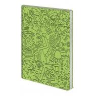 Rick & Morty - Carnet de notes Flexi-Cover A5 Portal Dash