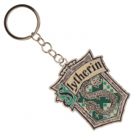 Harry Potter - Porte-clés métal Slytherin House