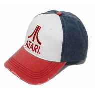 Atari - Casquette Baseball Red Logo Atari