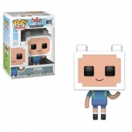 Adventure Time - Figurine POP! Finn 9 cm